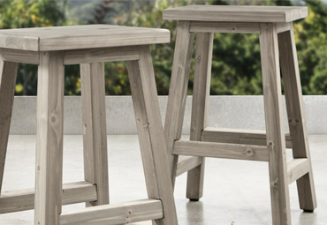 Madison Outdoor Bar Stools